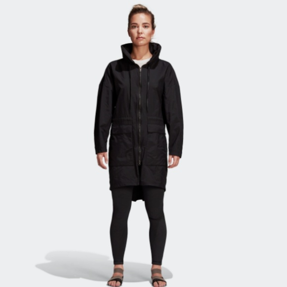 adidas Jackets & Blazers - adidas Wanderlust Parka limited edition (NEW)